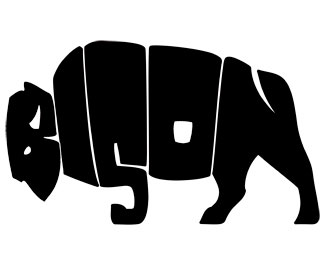 bison-logo-design-inspiration